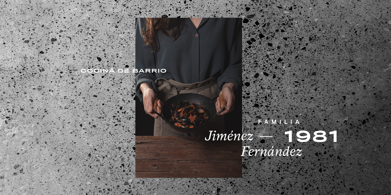Sancho Original. Cocina de BArrio desde 1981 en Granada de la mano de la familia Jiménez Fernández